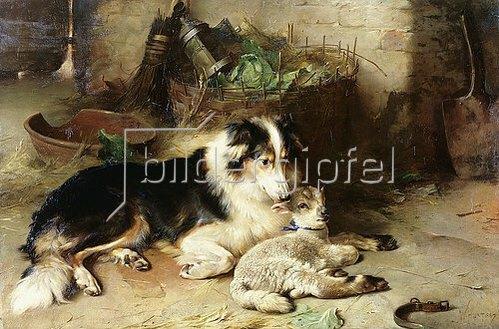 Walter Hunt: Mutterersatz. 1897