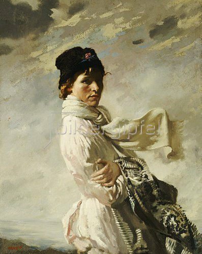 Sir William Orpen: In Dublin Bay. 1909