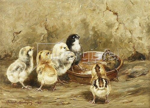 Robert Morley: Der ungeladene Mittagsgast. 1896
