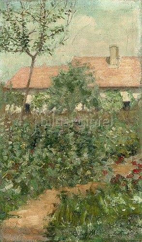 Robert Reid: Der Gartenweg.