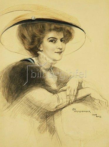 Zofia Atteslander: La Belle Epoque. 1900