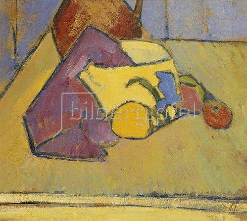Alexej von Jawlensky: Der Gelbe Topf. 1909