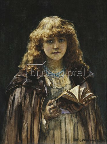 John Henry Henshall: Ein Lichtstrahl. 1891