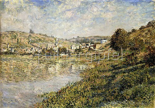 Claude Monet: Vétheuil. 1879
