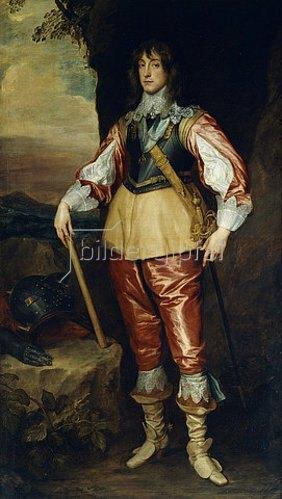 Anthonis van Dyck: Bildnis von Karl I. Ludwig von der Pfalz.