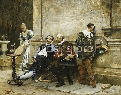 Eduardo Zamacois y Zabala: Gerüchte. 1867