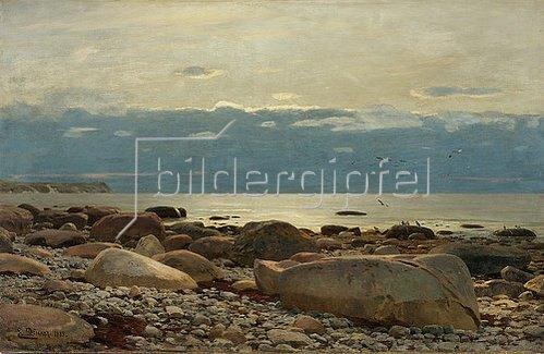 Eugen Dücker: Rügen. 1885