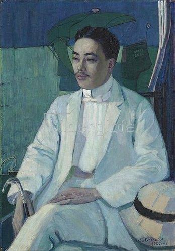 Ida Gerhardi: Ein siamesischer Prinz. 1908