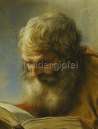 Benedetto Luti: Lesender Apostel. 1712