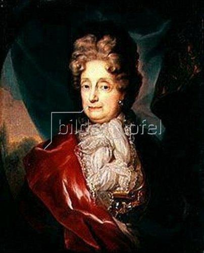 Jan Frans van Douven: Kurfürstin Sophie von Hannover.