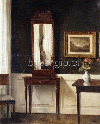 Carl Holsoe: Interieur.
