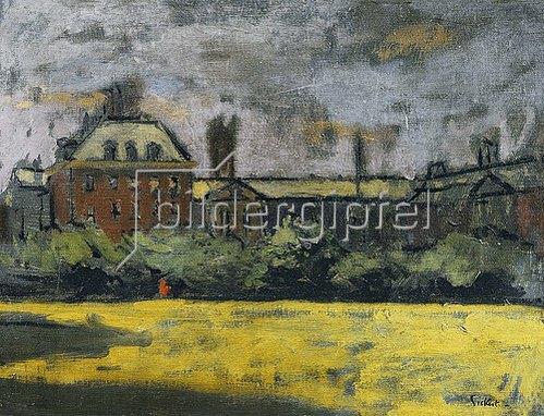 Walter Richard Sickert: Chelsea Hospital.