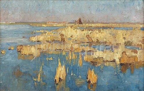 Walter Ophey: Altwasser Heerdt. 1905/1913
