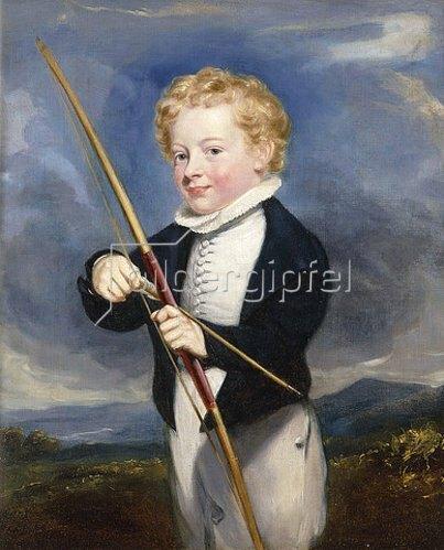 James Ramsay: Der junge Bogenschütze.