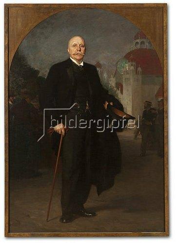 Walter Petersen: Heinrich Lueg (1840-1917). 1903