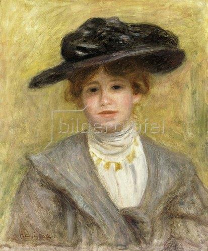 Auguste Renoir: Madame Paul Valery. 1904