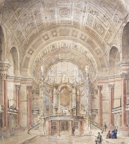 Charles Robert Cockerell: St George's Hall, Liverpool.