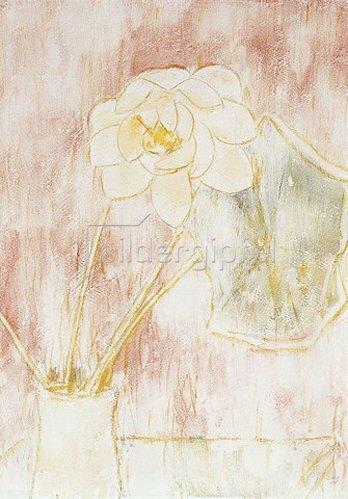 Christian Rohlfs: Lotusblüte. 1933