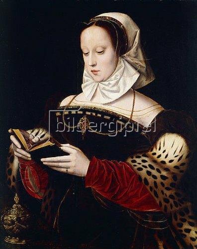 Ambrosius Benson: Die heilige Maria Magdalena.