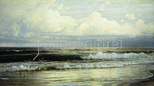William Trost Richards: Seestück. 1897