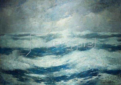 Soren Emil Carlsen: Seestück. 1913