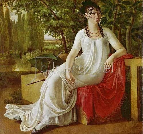 Gottlieb Schick: Wilhelmine Cotta. 1802