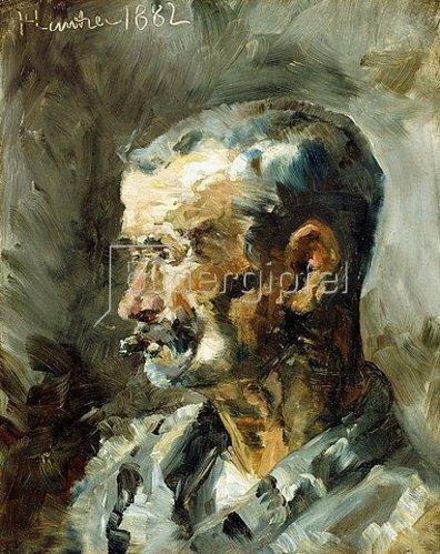 Henri de Toulouse-Lautrec: Ein Arbeiter aus Ceyleran. 1882
