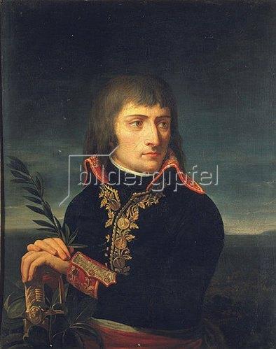 Andrea Appiani: Bildnis von Napoleon Bonaparte.