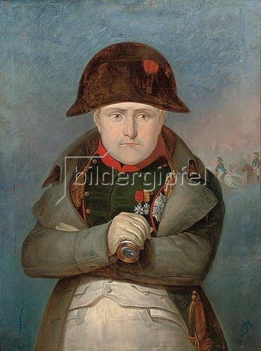 Jacques Louis David: Napoleon.