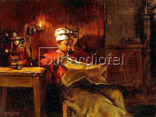 Joseph Bail: Der kleine Koch (Petit Cuisinier).