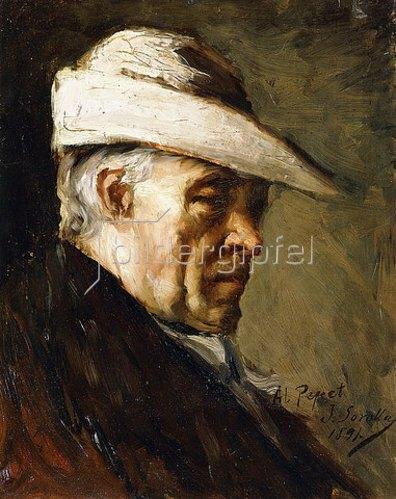Joaquin Sorolla: El Pepet. 1891