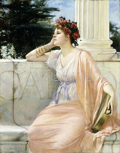 Francis Davis Millet: Nach dem Fest. 1888