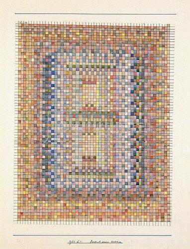 Paul Klee: Portal einer Moschee. 1931