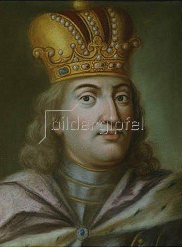 Deutsch: Herzog Ludwig IV. von Niederbayern, genannt Der Bayer (1283-1347).