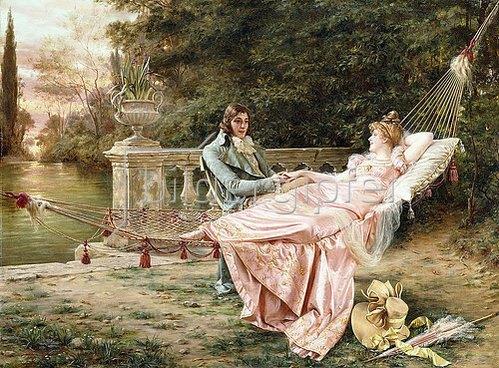 Joseph Frederick Charles Soulacroix: Verlobt.