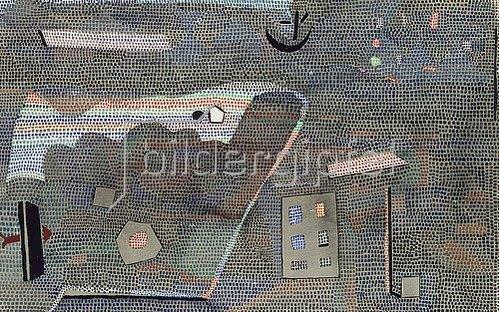 Paul Klee: Landschaft UOL. 1932
