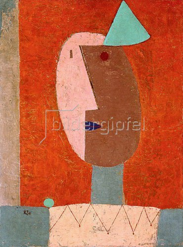 Paul Klee: Clown. 1929