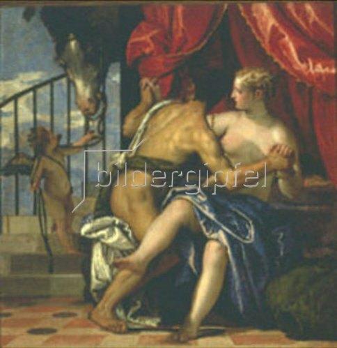 Paolo (Paolo Caliari) Veronese: Venus und Mars