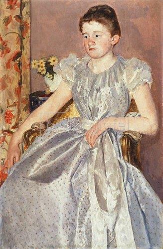 Mary Cassatt: Katharine Kelso Cassatt.