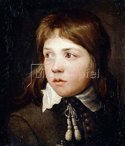 Michael Sweerts: Kopf eines Jungen. Um 1658-59