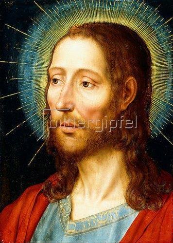 Quinten Massys: Jesus Christus. Um 1528-30