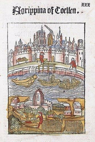 Deutsch: Agrippina of Coellen (Köln).