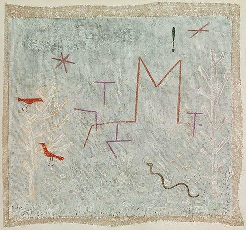 Paul Klee: Gartentor K. 1932, 75