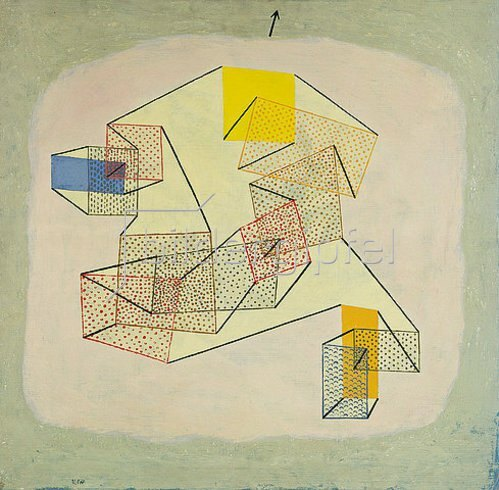 Paul Klee: Schwebendes. 1930, 220