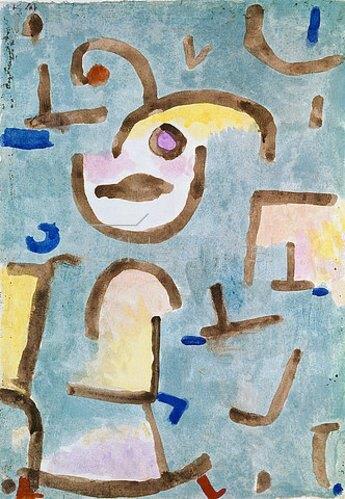 Paul Klee: Will zu Schiff. 1939