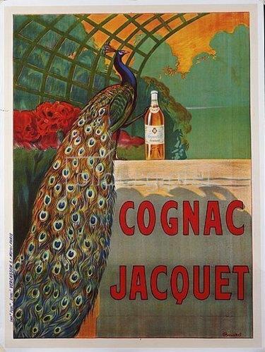 Camille Bouchet: Cognac Jacquet. Ca. 1930.