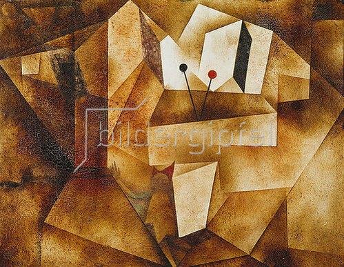 Paul Klee: Paukenorgel. 1930
