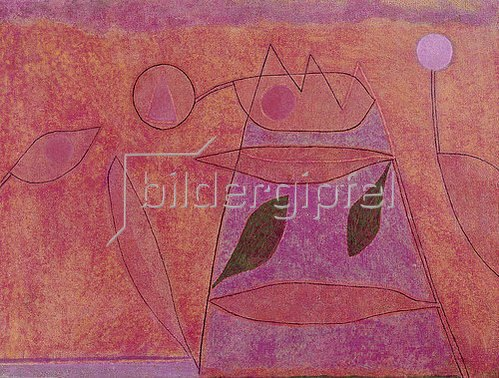Paul Klee: Pflanzliches. 1932