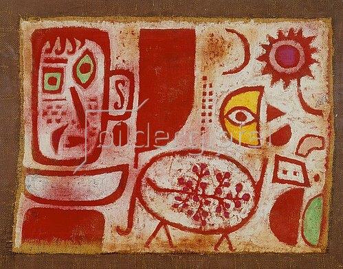 Paul Klee: Rausch. 1939