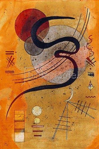 Wassily Kandinsky: Launelinie. 1927
